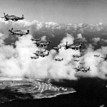 P-51 Mustangs of the 15th Fighter Group March 1945