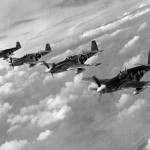 P-51 Mustangs of the 374th FS 361st Fighter Group