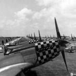 P-51K Mustang 44-11563 The Brat 83rd FS 78th FG