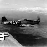 P-51K 44-12097 Mustang Over Japan 1945