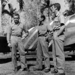 Pilots Of 1st Air Commando Group Burma