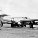 Bell P-59A-1-BE Airacomet 44-22610 Alaska 1945