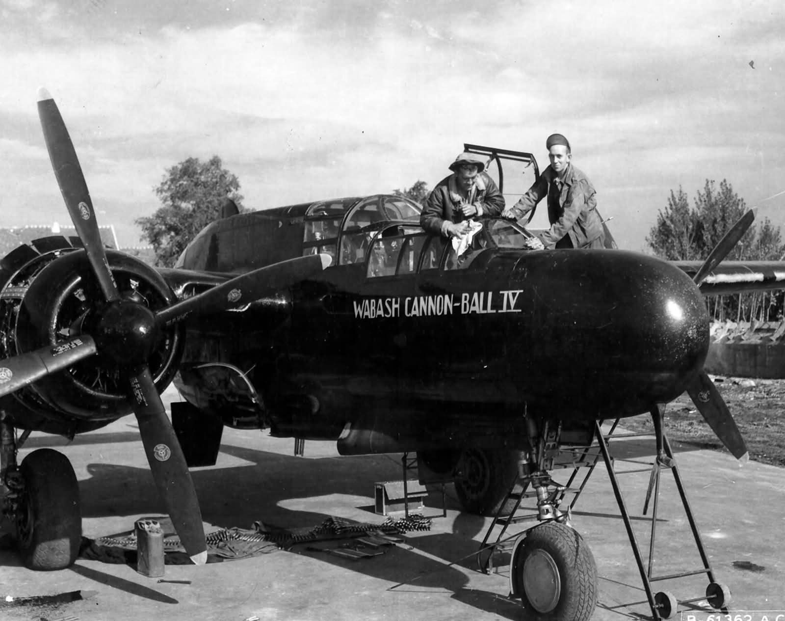 P 61a 42 5580 Wabash Cannon Ball Iv Of The 425th Night