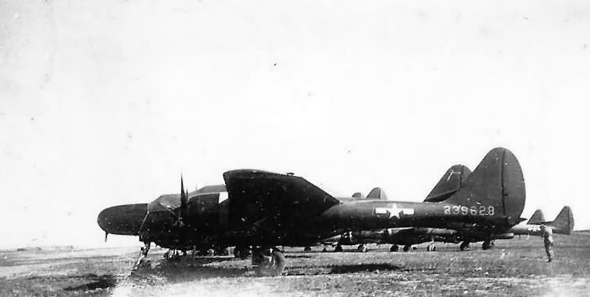 P-61 Black Widow 42-39628