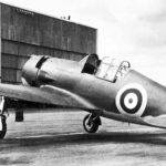 Vanguard RAF BW209