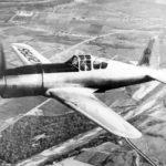 prototype during test flight