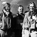 56th FG pilots Mahurin, Zemke and Johnson