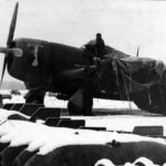 """Boilermaker"" P-47D Thunderbolt of a squadron assigned to the 1st TAF January 1945"