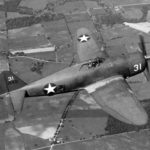 P-47B Thunderbolt #31 41-5931 in flight
