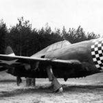 P-47 Thunderbolt of the 78th Fighter Group