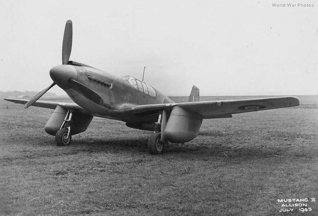 Mustang II jul43