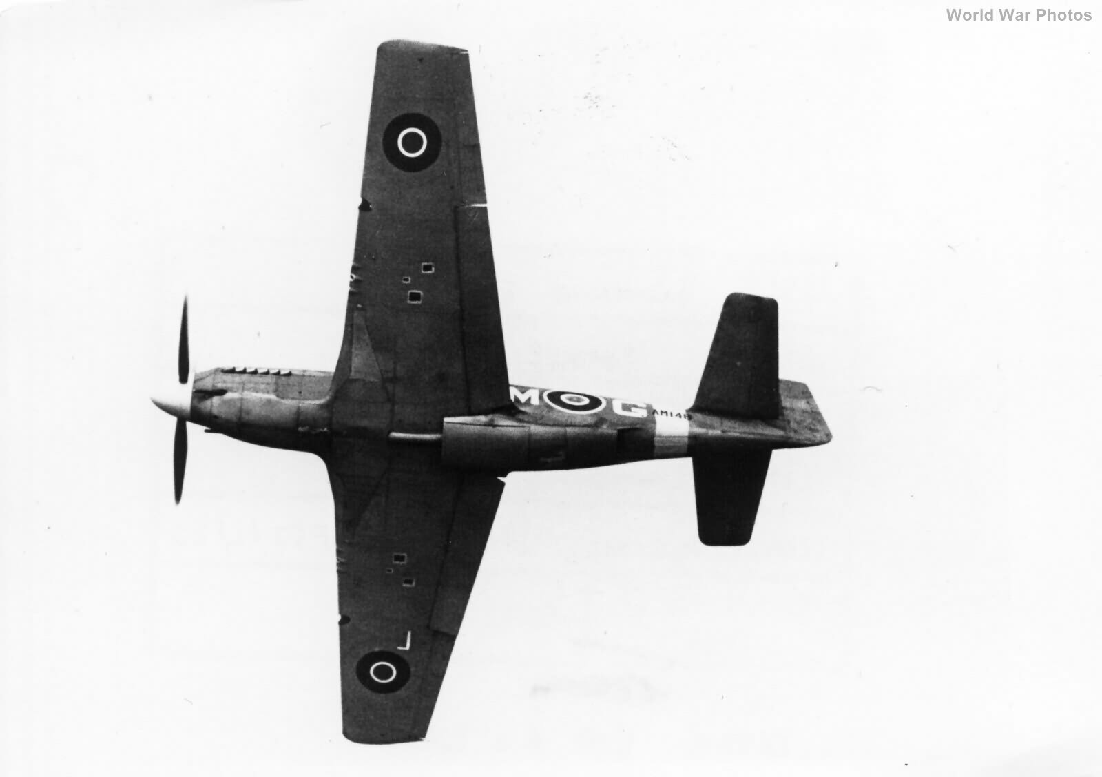 Mustang I AM148 RM-G 26 sqn August 1942
