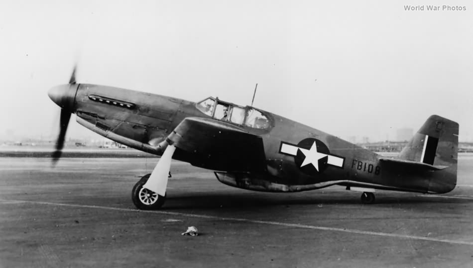 Mustang Mk III FB108