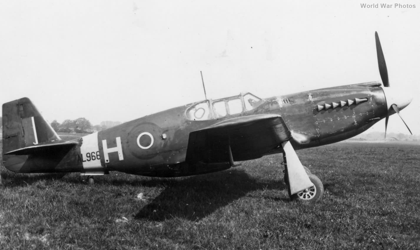 Mustang Mk I AL966