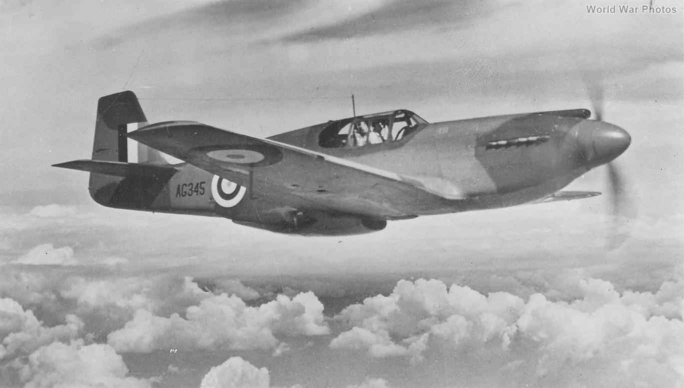 P-51 AG345