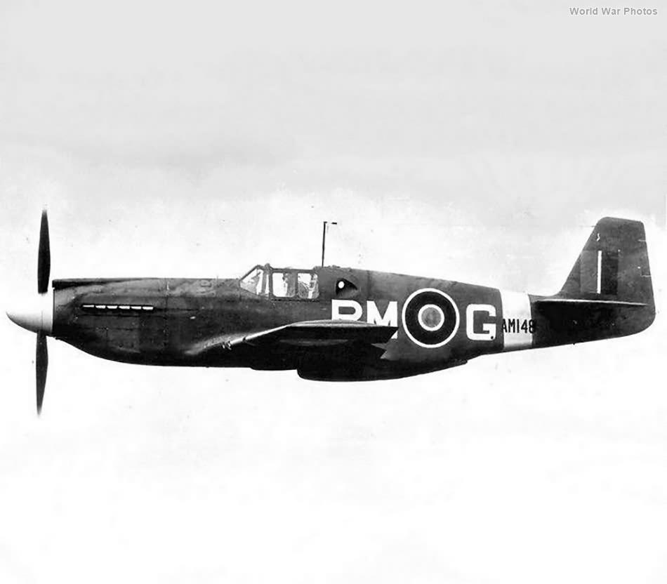 P-51 AM148