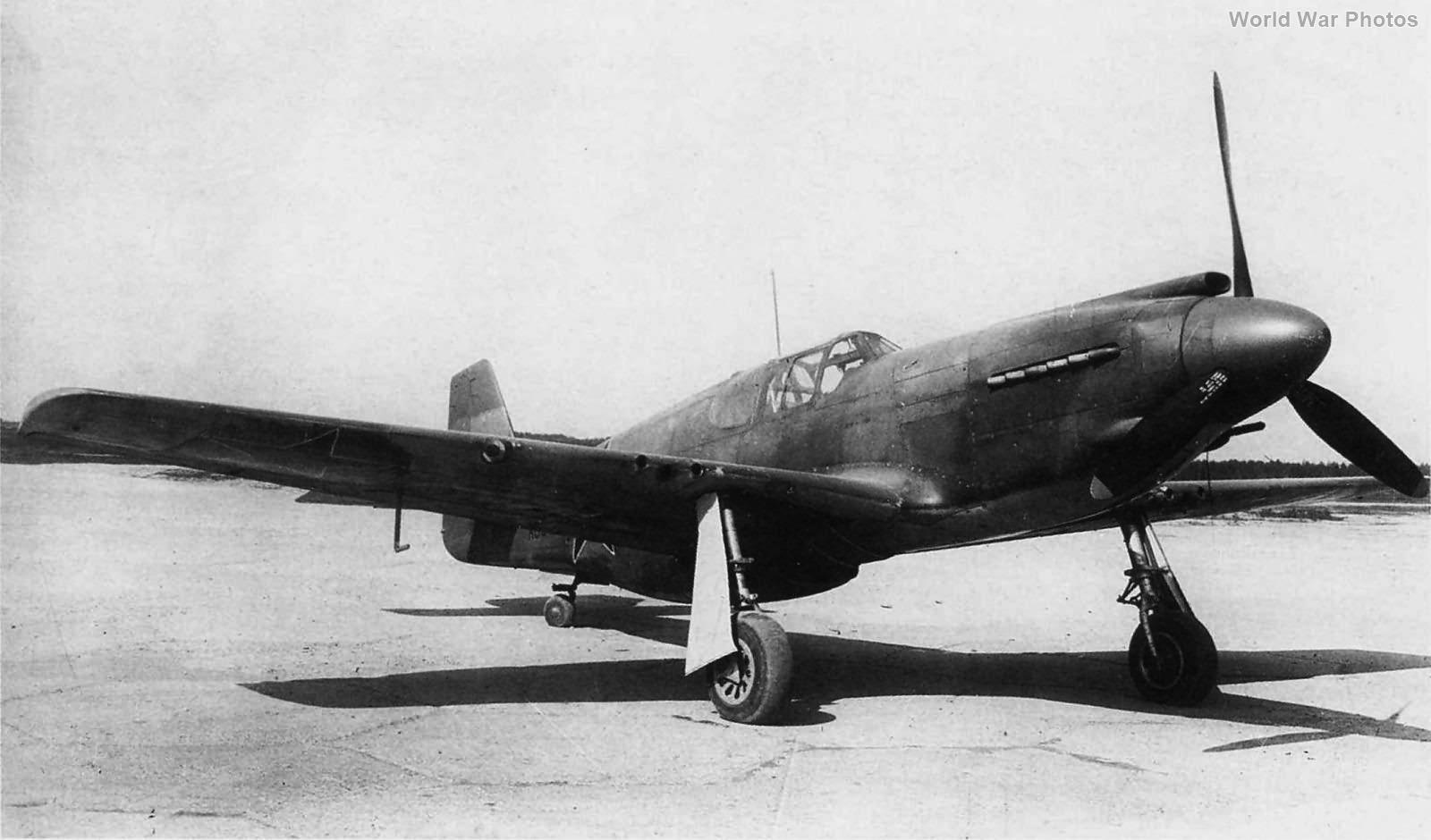 Soviet Mustang Mk I jun42