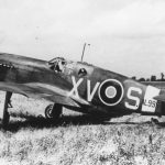 2 Sqn RAF Mustang I AL995