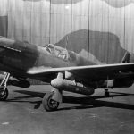 Mustang I AM106 at Boscombe Down 2