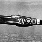 Mustang Mk I AG550 XV-U of No. 2 Squadron RAF