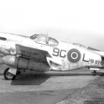 Mustang Mk III HB876 of No. 441 Squadron RCAF