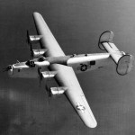 Consolidated PB4Y-1 with ERCO bow turret and antisubmarine scheme