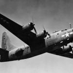 Consolidated PB4Y-2 Privateer in flight 1944