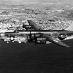 Consolidated PB4Y-2 Privateer Bu No 59602, code E56 1945