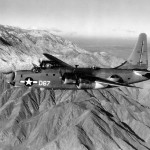 Consolidated PB4Y-2 Privateer, code D67 in flight 2