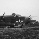 Consolidated PB4Y-2 Privateer Pacific Island