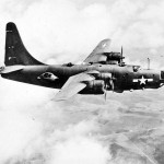 Consolidated PB4Y-2 Privateer in flight