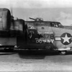 PB4Y-2 Privateer Y478 named Buccaneer Bunny