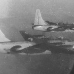 PB4Y 2 Privateer in flight VPB 123