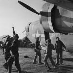 PB4Y2 Privateer on Okinawa VPB 118 1945 photo
