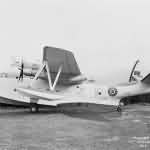British PBM-3B Mariner Mk I JX103 of No 524 Squadron at Oban October 1943