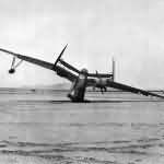 Martin Mariner PBM-3D Makes Dry Landing in Arizona Desert 1944