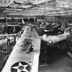 Martin PBM-1 Mariner assembly line December 1940
