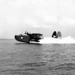 PBM-3 Mariner take-off 1942