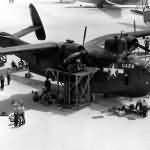 Black PBM-5 Mariner code C428 Saipan