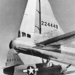 Culver PQ-14 Cadet 44-22530 and B-29 42-24449