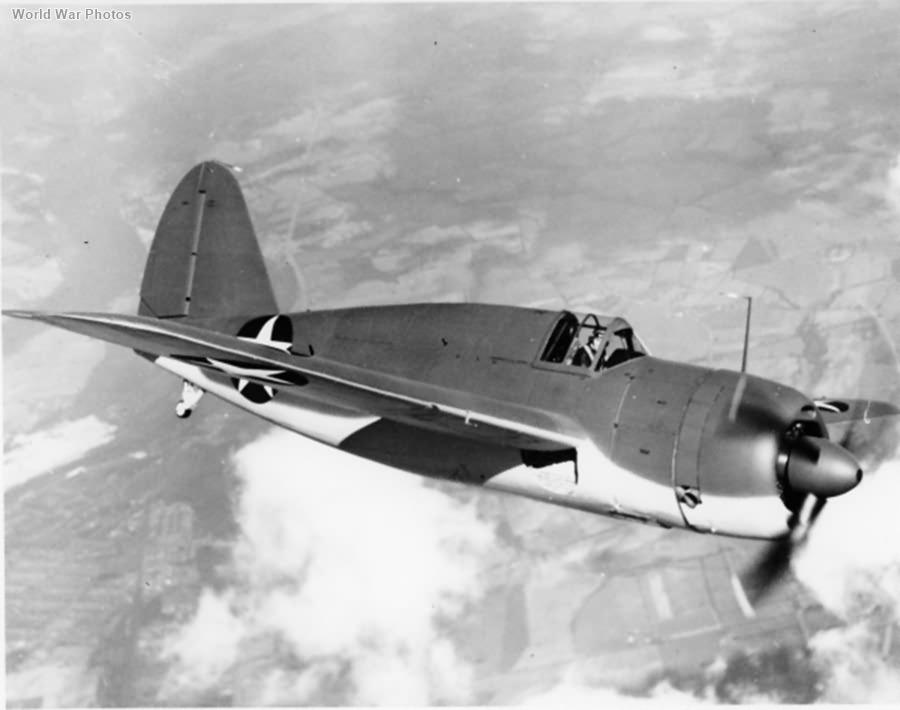 Brewster SB2A-1