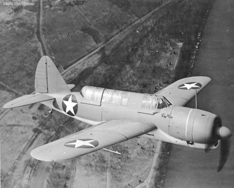 Brewster SB2A-2