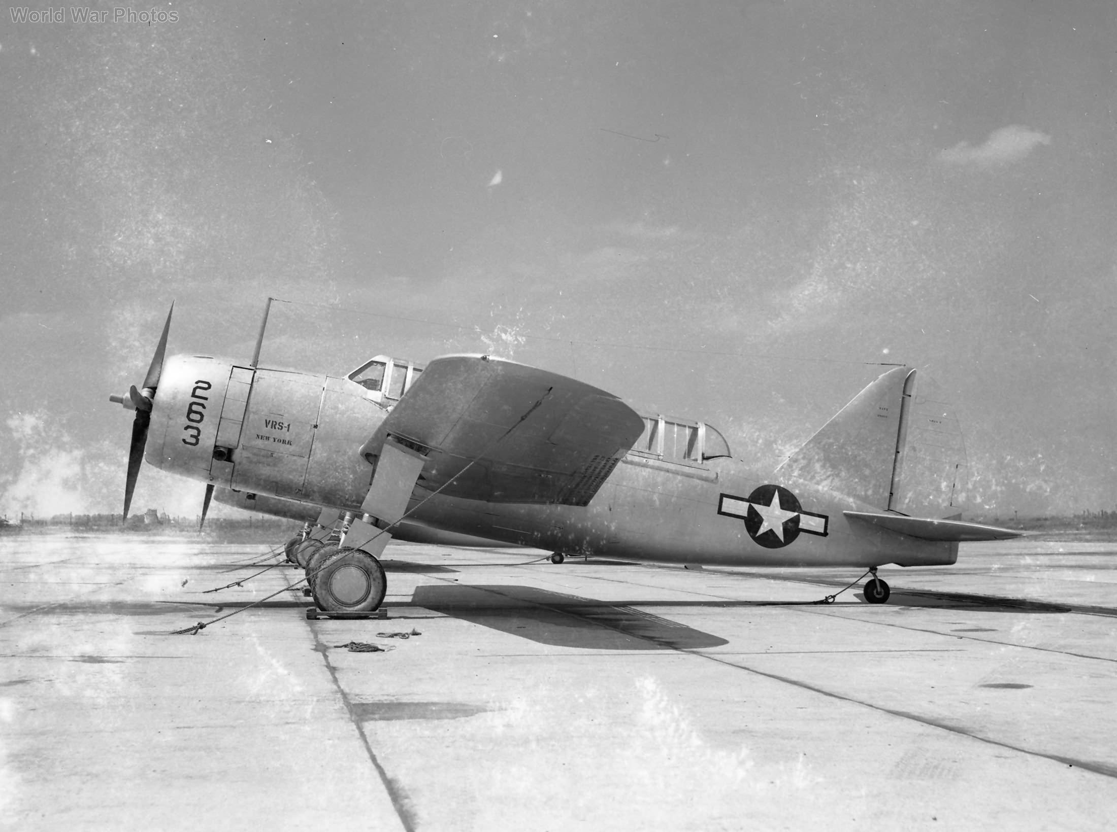 SB2A-4 29263 May 1944