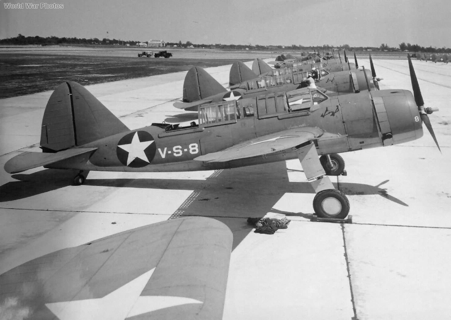 SB2A-4 Buccaner