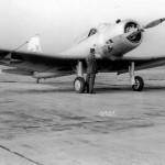 SB2U-2 Vindicator on the ground – NACA February 1939