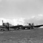 SB2U Vindicators at Royal Naval Air Station Hatston