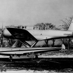 Seaplane version of the XSB2U-3 Vindicator. February 25, 1940