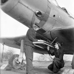 Vought Chesapeake at Royal Naval Air Station Stretton March 1943 2