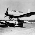 XSB2U-3 Vindicator with twin floats April 1939