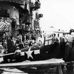 Saratoga Air Group 12 attack Rabaul 5nov43